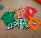 Baby Boy 24 months summer clothes bundle lot of 6 pieces GUC