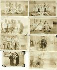 Vintage 1929 Photograph Lot of 23 College Fun