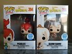 Funko Flintstones Exclusive Pebbles And Bamm Bamm Pop LE 8000 Pieces Rare