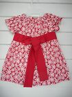 Christms Holiday Dress Peppermints Handmade Various Toddler Girl Sizes NEW