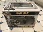 Funko Pop Ride Mad Max Fury Road Nux Car SDCC Shared Exclusive LE 5000 In Hand