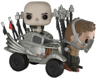 Ultimate Funko Pop Rides Vinyl Vehicles Checklist and Gallery 9