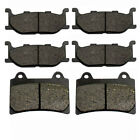 02-07 Yamaha Royal Star Midnight XVZ1300 Venture Front & Rear Brake Pads