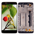 FX LCD Display Touch Screen Digitizer For T-Mobile Revvl Plus LTE C3701A + Frame