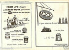 AMOCO        American Oil Company           Agricultural Ads         1947