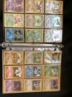 Pokemon Cars Collection. Base Set, Fossil, Jungle, Rocket, Promo