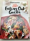 Weight Watchers Menu Master Eating Out Guide Book paperback