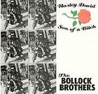 BOLLOCK BROTHERS - Harley David / Son Of A Bitch - CD - *Excellent Condition*
