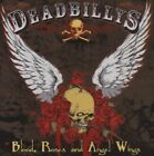 DEADBILLYS - Blood Roses & Angel Wings - CD - **Excellent Condition** - RARE