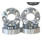 4 QTY HUB CENTRIC Wheel Spacers 5X1143 5X45  12X125  32MM For Nissan Infini