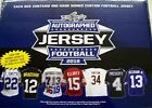 2018 Leaf Autographed Football Jersey Edition Box