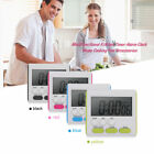 Multifunctional Kitchen Timer Alarm Clock Home Cooking Tool Accessories#k