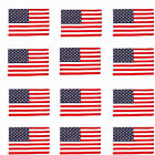 Wholesale lot 18 3 x 5 ft USA US American Flag Stars Grommets United States