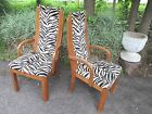 mid century MODERN Skyscraper Oak Chairs LIVING RM. bentwood DELIVERY AVAILABLE