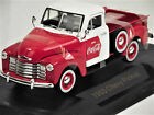 1953 Chevrolet Pickup Truck Coca Cola with Cooler 132 Diecast Model 440664