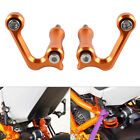 Billet Aluminum Anodized Racing Hooks Pair Hook for KTM 1190 RC8 R RC8R RC8-R