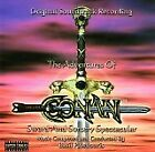 Adventures Of Conan: Sword And Sorcery Spectacular - CD - Soundtrack - *Mint*