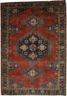 Amazing S Antique Hand Knotted Unique Viss Persian Rug Oriental Area Carpet 7X10