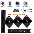 5X H96 PRO+ Android 7.1 TV Box S912 Octa Core 64Bit 3G+16G H.265 4K HD 3D Player