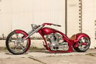 2018 Custom Built Motorcycles Chopper Limited Edition Pro Street model Harley Custom factory title NADA listed