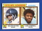 Earl Campbell Cards, Rookie Cards and Memorabilia Guide 17
