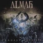 ALMAH - Fragile Equality - CD - **Excellent Condition** - RARE
