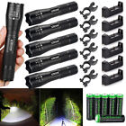 Ultrafire 15000LM T6 LED 18650 Rechargeable Bike Bicycle Light Flashlight Torch