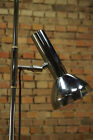 70er Floor Lamp Retro Light Spotlight Chrome Vintage Space Reading 60er