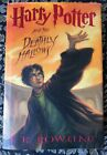 JK Rowling Harry Potter and the Deathly Hallows Book 7 American 1st 1st 2007