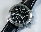 Blancpain-Leman-Flyback-Automatic-size-38mm-Chronograph  very good condition