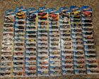 Hot Wheels LOT of 103 2012 new on card muscle sports imports mustang cars