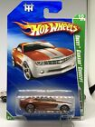 Hot Wheels 2010 Super Treasure Hunt Chevy Camaro Concept Rare