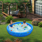Kids Inflatable Swimming Pool Foldable Swim Center Above Ground Swimming Pool