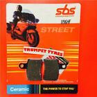 Beta 250 4 T Rev 3 07 > ON SBS Rear Ceramic Brake Pads OE QUALITY 896HF