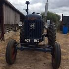 Fordson Major Tractor E27 N