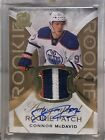 2015-16 The Cup Connor McDavid Rookie Patch Auto. GOLD Card # 12 (Oilers)