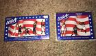 1996 Team USA Olympic Dream Team Basketball Starting Lineup 2 Box Set Lot