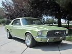 1967 Ford Mustang S code 1967 FORD MUSTANG S CODE 390 CA CAR. SOLID AND ORIGINAL.