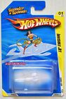 HOT WHEELS 2010 EXCLUSIVE WONDER WOMAN INVISIBLE JET COMIC CON W+