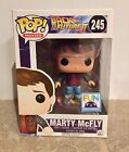 FUNKO POP FUN EXCLUSIVE BACK TO THE FUTURE 2 MARTY MCFLY (Hoverboard) (Vaulted)