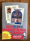 1989-90 Hoops Basketball Series 2 NBA Card Wax Box- 36 Packs David Robinson