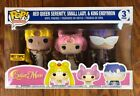 FUNKO POP SAILOR MOON NEO QUEEN SERENITY SMALL LADY KING ENDYMION HOT TOPIC EXC