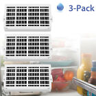 3-pack Whirlpool W10311524 AIR1 Compatible Refrigerator Replacement Air Filter