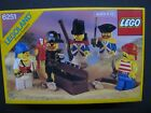 LEGO  #6251 - PIRATE MINI FIGURES - Circa 1990 Legoland Set -  Unopened - NIB