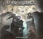 Lords Of Black- Icons Of The New Days (2018 CD) Kamelot, Helloween, Dark Moor