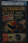 Strange Tales #126 CGC 3.5 OW 1st Appearance of Clea & Dormammu