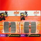 Moto Guzzi EV 1100 California 80 Touring 05 >ON SBS Front Race Sinter Brake Pads
