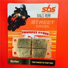 Horex 600 Columbus 87 > ON SBS Rear Sinter Brake Pads Set OE QUALITY 506LS