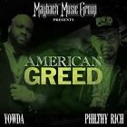 YOWDA - American Greed - CD - **Excellent Condition**
