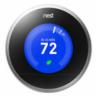 Nest 2nd Generation Learning Programmable Thermostat Nest Refurbished not used